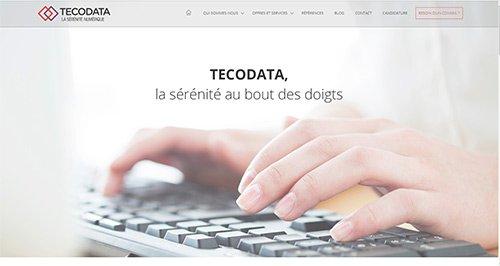 tecodata infogérance nouvelle aquitaine