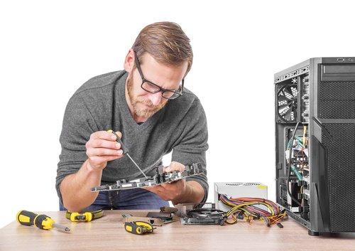 réparateur ordinateur pc carte mère