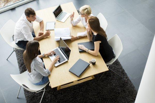 réunion DSI service informatique