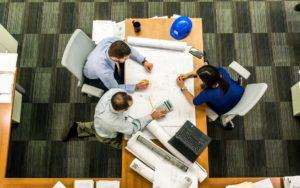 reunion deploiement matériel informatique en entreprise - Niort 79